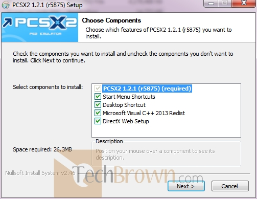 1-Starting-the-Installations-of-PCSX2-Choose-Components-to-Install-