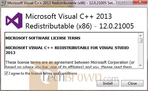 3-Installations-of-PCSX2-Installations-of-Microsoft-Visual-C++-2013-Redistributable