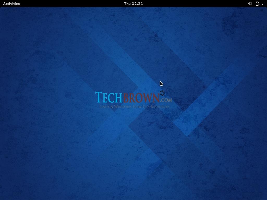 Gnome-Desktop-Environment-on-Fedora-20