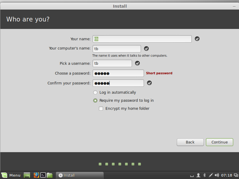 Step-XIIIProvide-Details-and-Setup-user-and-password