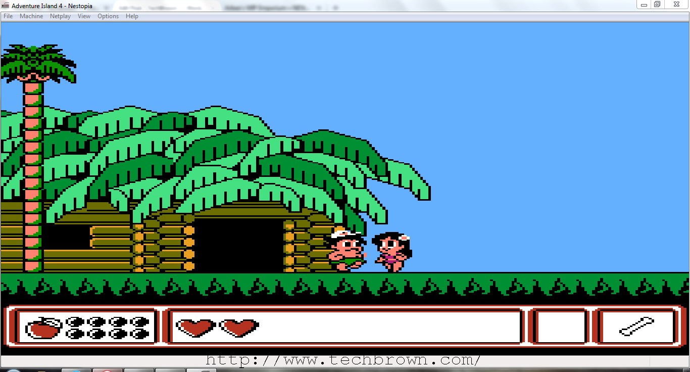 nes games playing