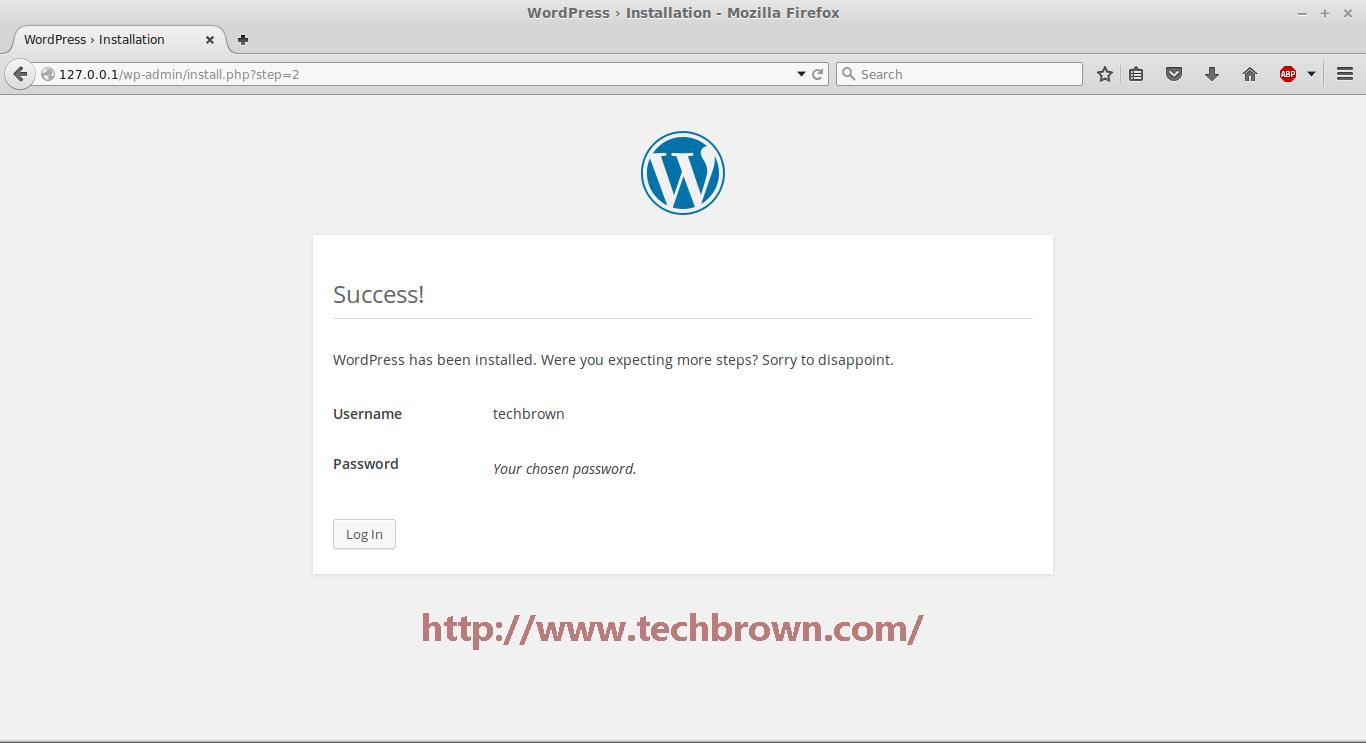 4 WordPress Credential Status